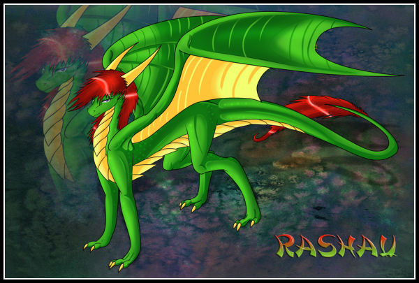 Rashau by Soronadragon - <a href=