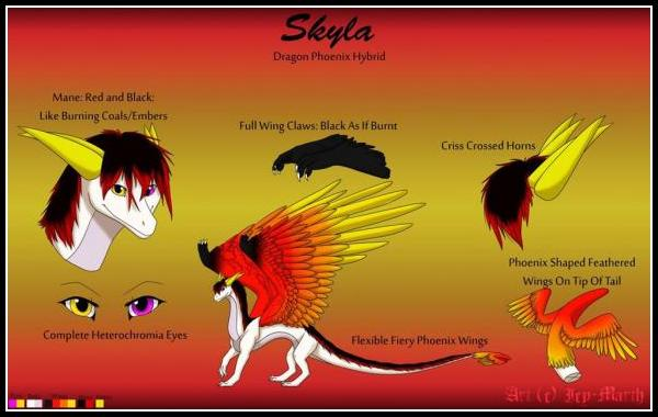 """Ref sheet for Skyla"" - <a href="